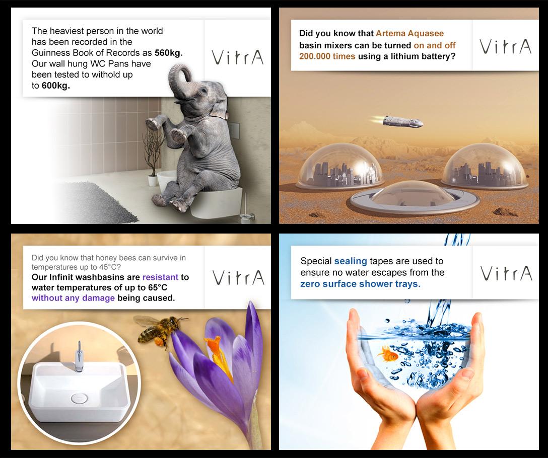 Vitra Mailing Design