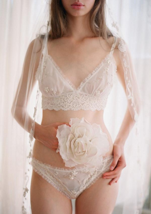 Luxe Lingerie by Claire Pettibone