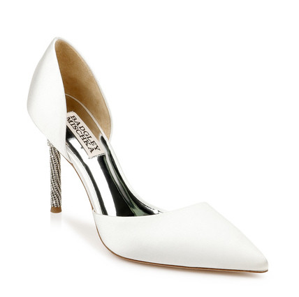 Our Favorite Bridal Shoes by Badgley Mischka