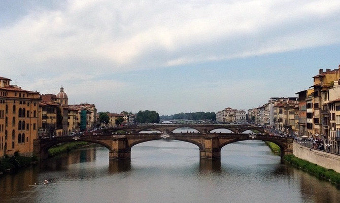 Picture This: An Elopement to Florence