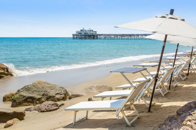 Malibu Beach Inn, CA