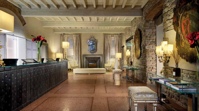 Editor's Pick: Brunelleschi Hotel - Florence, Italy