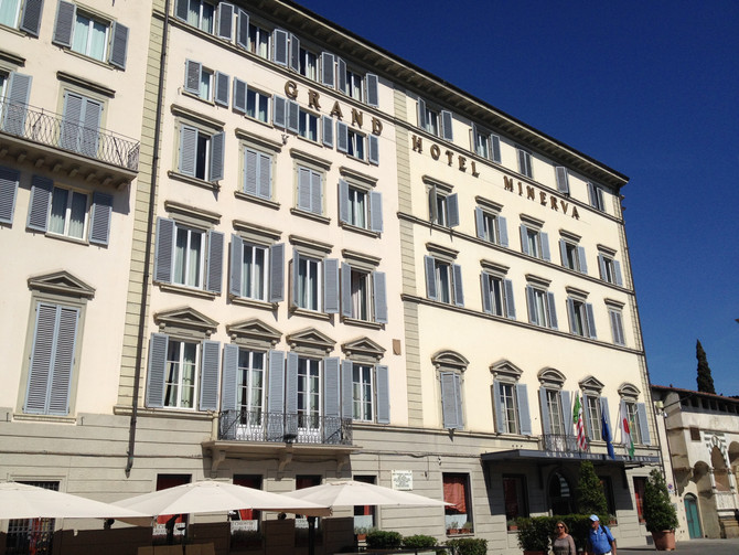 Editor's Pick: Grand Hotel Minerva - Florence, Italy