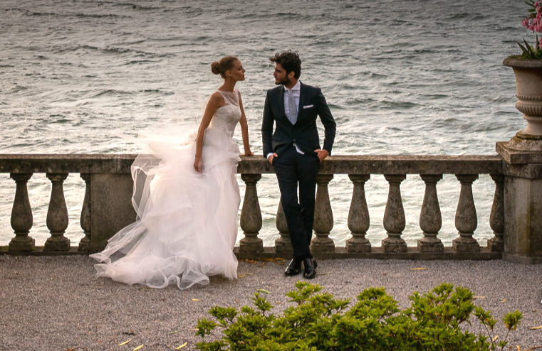 A wedding at the Grand Hotel Villa Serbelloni