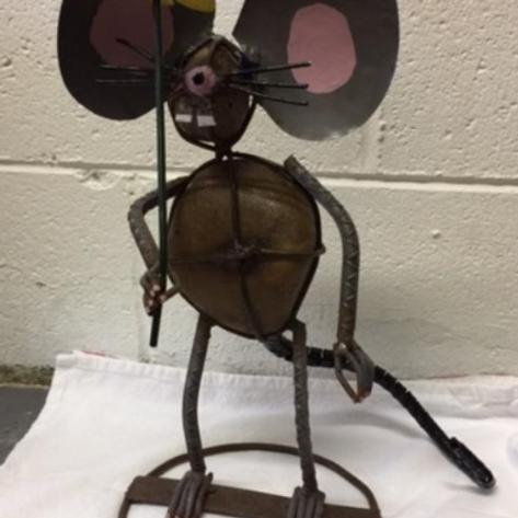 Rebar Mouse