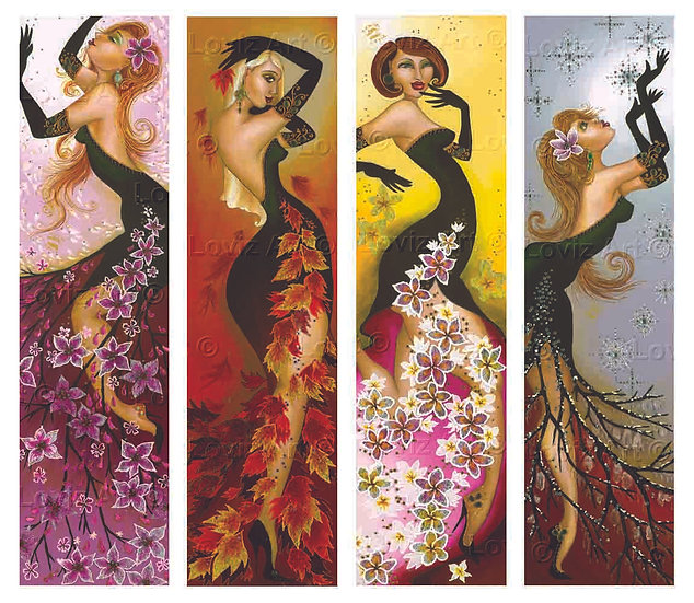 Magic Seasons- Set