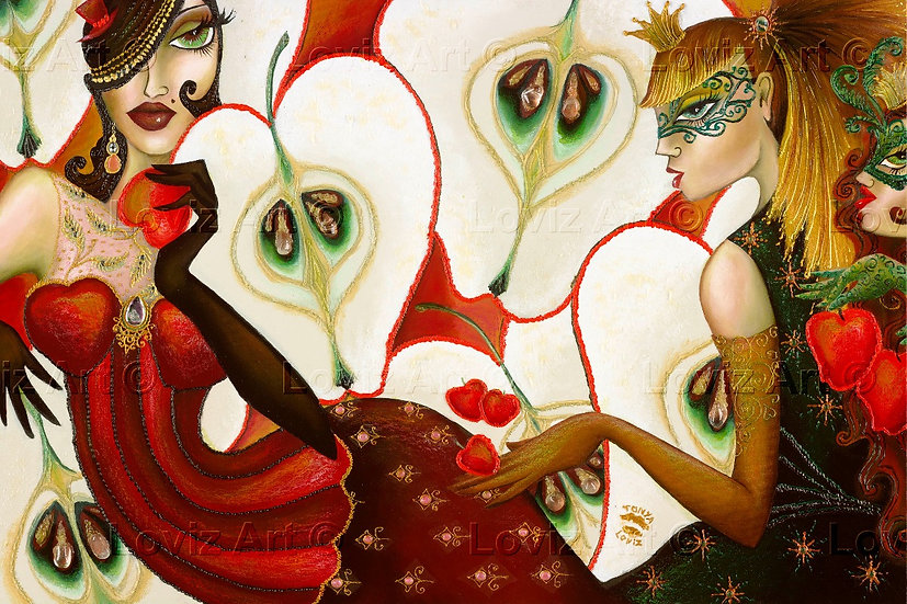 Queen of Apple Hearts