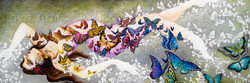 1690_The Butterfly Effect 150x50cm