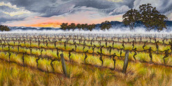 1704_Whispers in the Vines 60x120cm