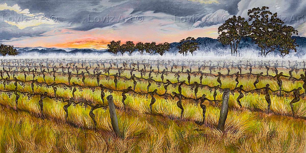 Whispers in the Vines