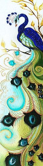 Peacock Colours Flow