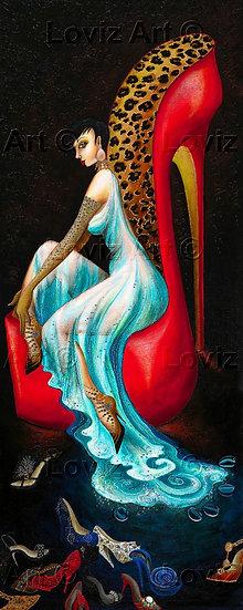 Art of the Heel