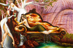 1691_Mother Natures Party 90x135cm