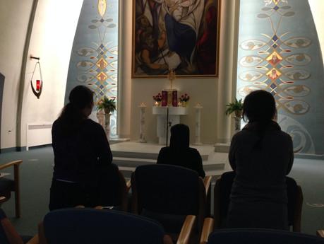 Discernment Retreat for Women!