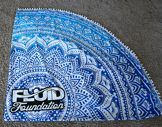 FF SKYBLUE 6' ROUNDIE