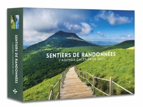 Sentiers de randonnées. Edition 2021