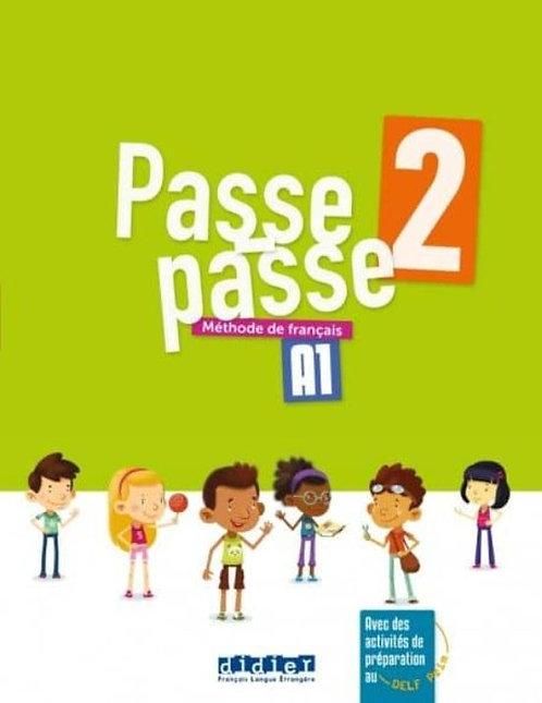 PASSE-PASSE 2 LIVRE