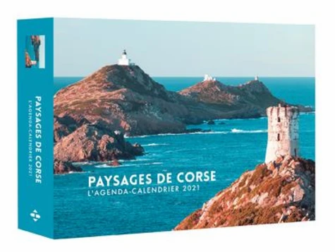Paysages de Corse. Edition 2021