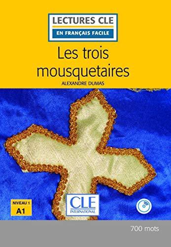 LES TROIS MOUSQUETAIRES FLE +CD 2È ÉD.