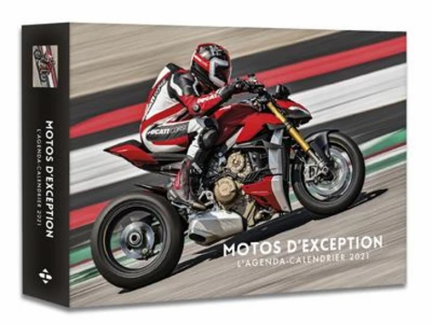 Motos d'exception. Edition 2021