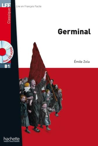 GERMINAL + CD AUDIO