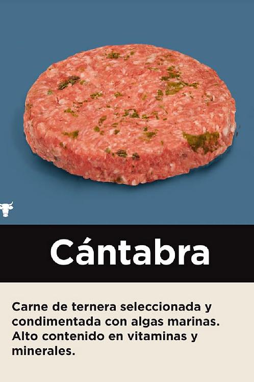 Hamburguesa Cántabra