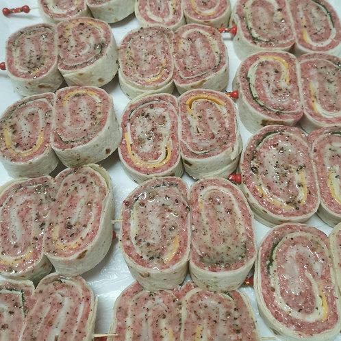 Piruletas de carne