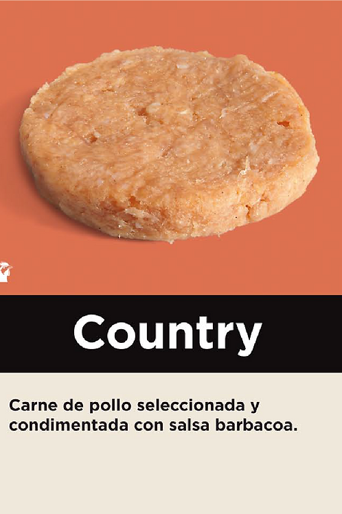 Hamburguesa Country