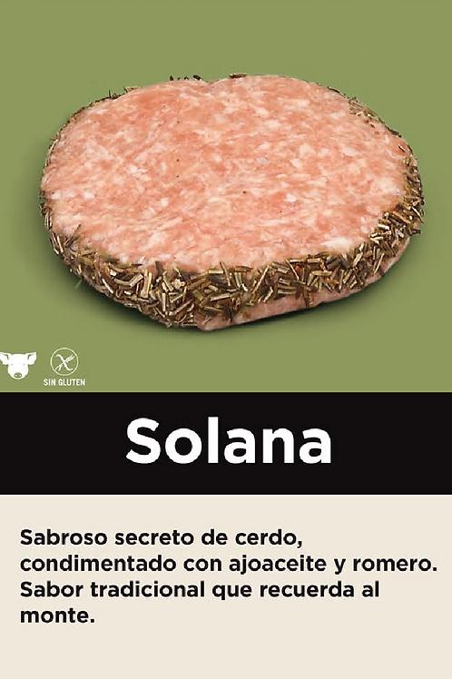 Hamburguesa Solana