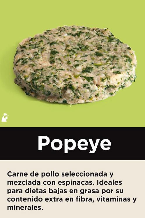Hamburguesa Popeye