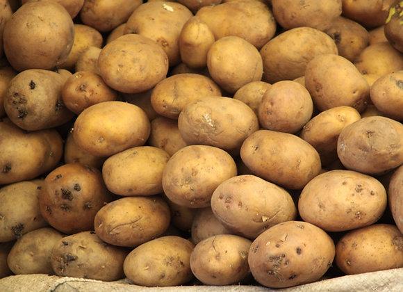 Картофель деревенский, 1 кг