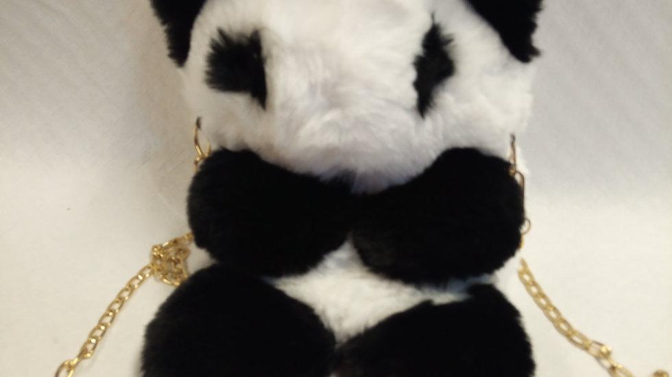 Mooie Panda, handtas of backpack