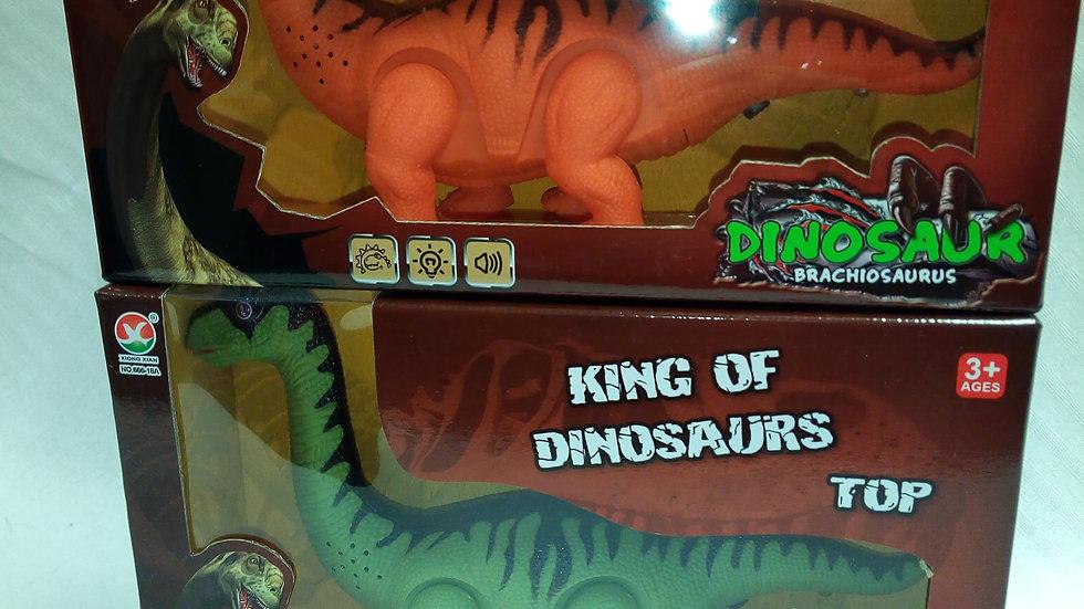 oei dino's! |oups dinosaures |oops dinosaurs! Set van 2 dino'