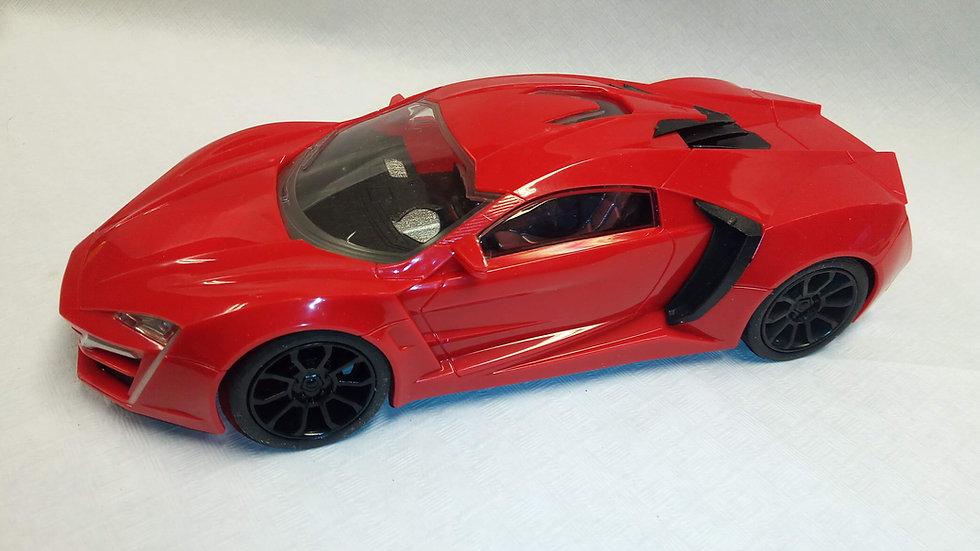 Op afstand bestuurbare racecar model 3 | Voiture  télécommandée  | R/C car