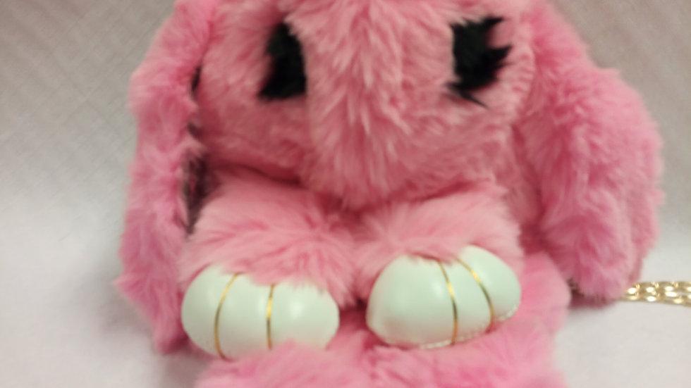 Mooi konijn, handtas of backpack kleur 10 tot 17