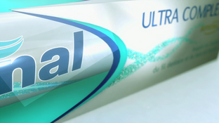 Signal toothpaste