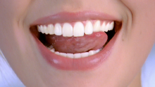 Blanx toothpaste commercial