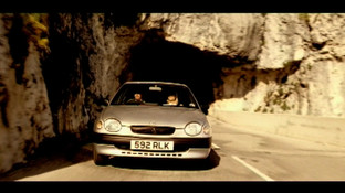Toyota commercial French Riviera