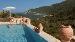 James Villas commercials Lefkas Greece