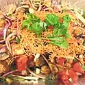 Mushroom and Tofu Salad