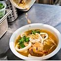 Seafood Tom Yum Noodle Soup