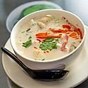 Tom Kha Coconut Chicken