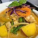 A la mango Curry