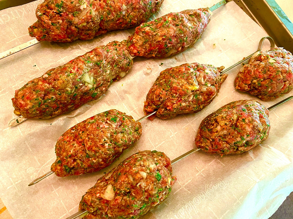 Grilled, baked or fried, Kefta are delicious Moroccan meatballs full of flavor!