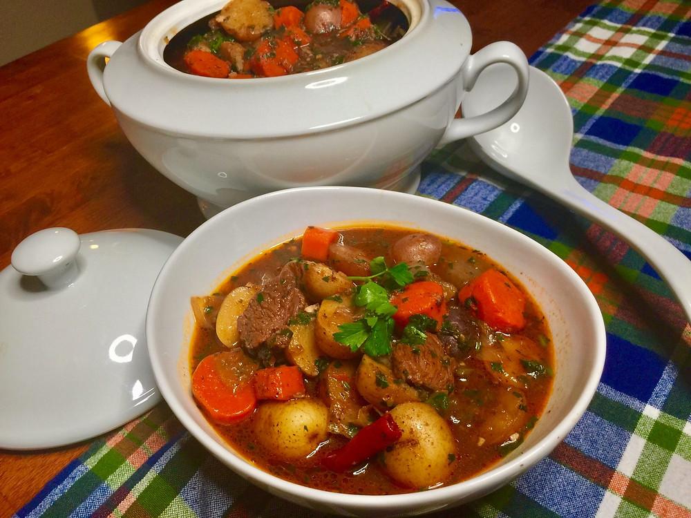 Joe's Rustic Beef Stew