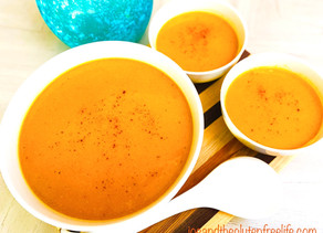 Joe's Butternut Squash Soup
