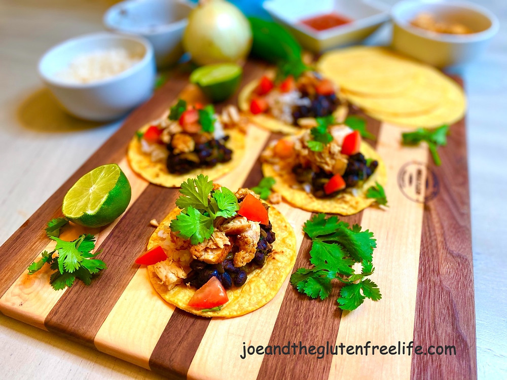 Cantina Style Chicken Tacos