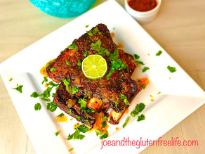Joe's Chili-Lime Cilantro Beef Ribs