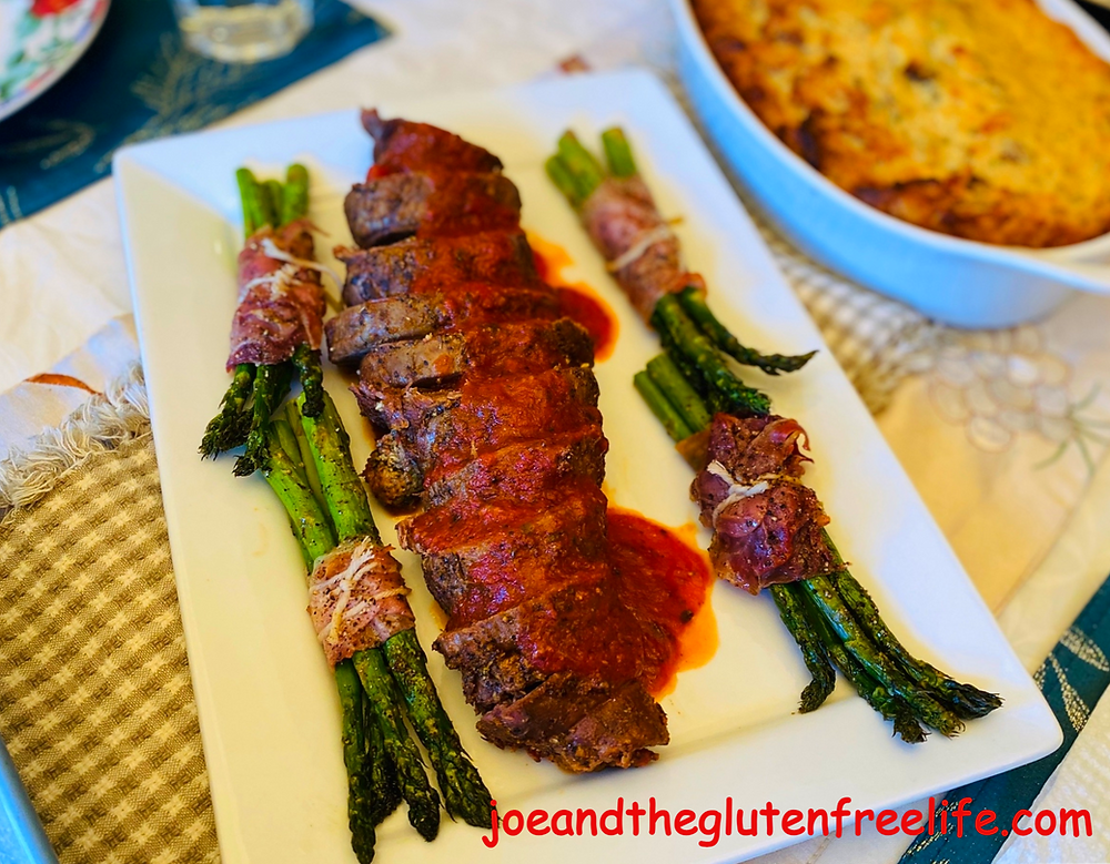 A step-by-step easy to make traditional Italian rolled flank steak filled with spices, herbs, cheese, and cold cuts.