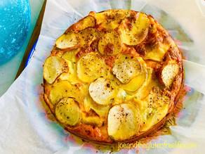 Breakfast Potatoes Tart